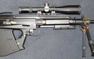 Венгрия снайперские винтовки
