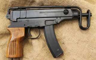Skorpion Vz.82 / Vzor 82 пистолет-пулемет