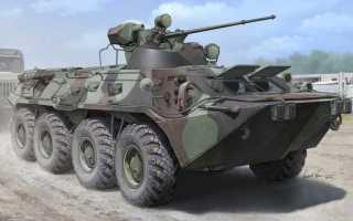 Рисунки БТР-82 — бронетранспортёр